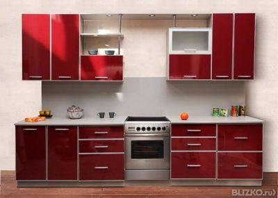 Красная кухня купить москва