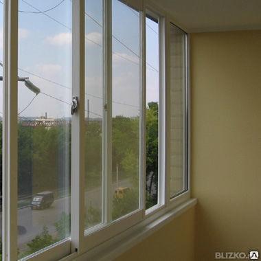 Фото остекления балконов и лоджий в москве - балконы остекле.