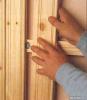 Монтаж деревянной вагонки на стены по каркасу