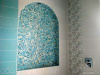 Монтаж мозаики на стены