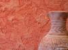Нанесение на откосы итальянской декоративной шпатлёвки ( венецианка )